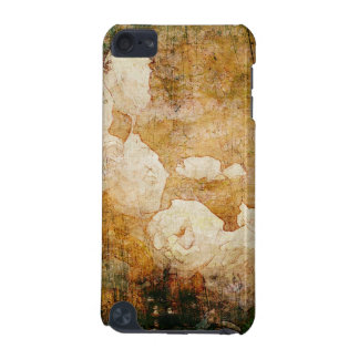 art grunge floral vintage background texture iPod touch 5G covers