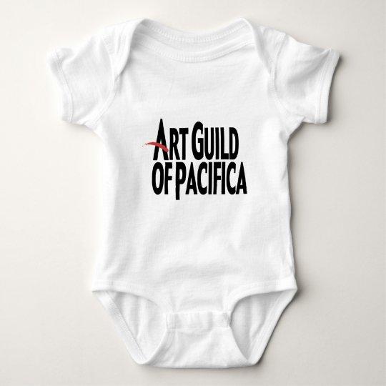 Art Guild of Pacifica Baby Bodysuit