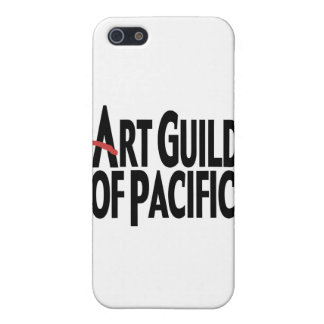 Art Guild of Pacifica iPhone 5 Case