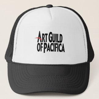 Art Guild of Pacifica Trucker Hat