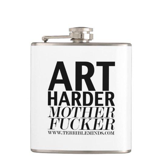 Art Harder, MotherF***ER -- Flask (NSFW)