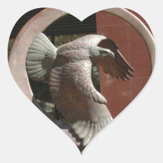Art Heart Sticker
