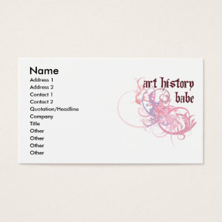 art historian business cards templates zazzle