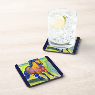Art Horse Beverage Coaster