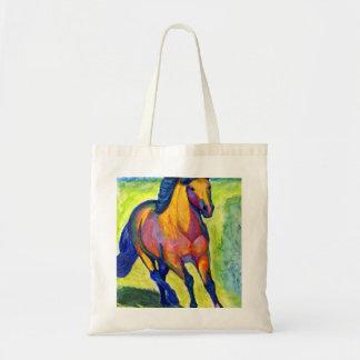 Art Horse Budget Tote Bag