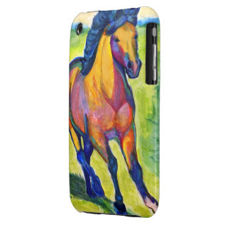 Art Horse iPhone 3 Cover