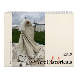 Art Hystericals 2018 Calendar
