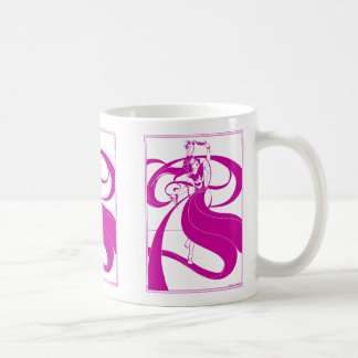 Art Illustration by Aubrey Beardsley Coffee Mugs