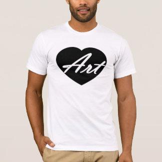 Art In My Heart T-Shirt