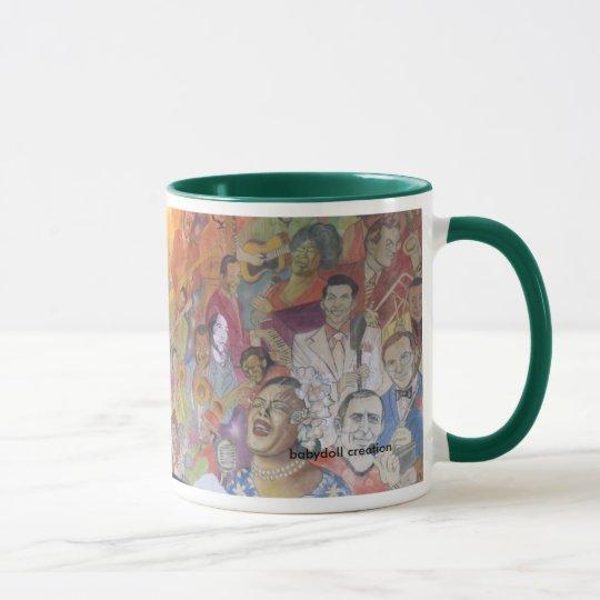Art in New York Mug