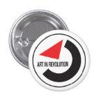 Art in revolution pins