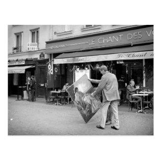 Art in the Street Postcard