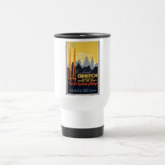 Art Institute 44th Exhibition 15 Oz Stainless Steel Travel Mug