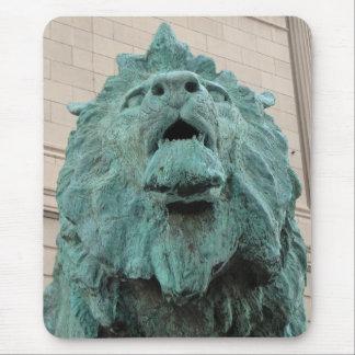 Art Institute Lion 2 Mouse Pad