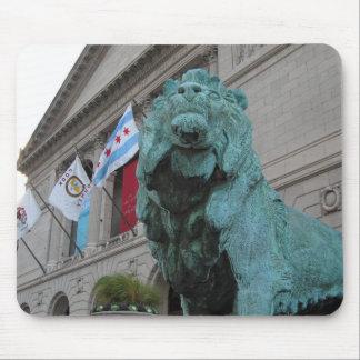 Art Institute Lion Mouse Pad