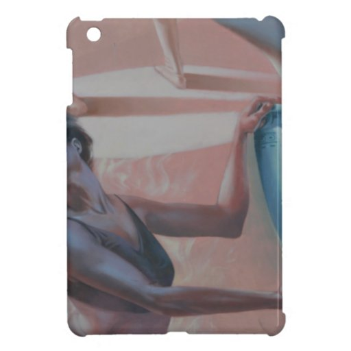 art iPad mini case