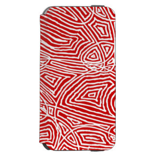 art iPhone 6/6s wallet case