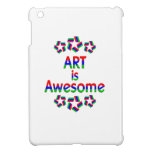 Art is Awesome iPad Mini Cases