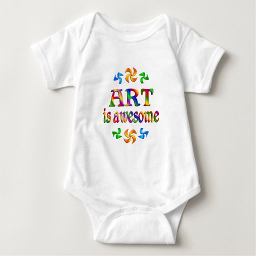Art is Awesome T-shirt