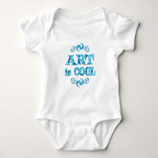 Art is Cool Tee Shirt