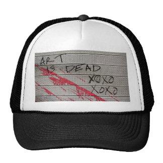 Art Is Dead Trucker Hat