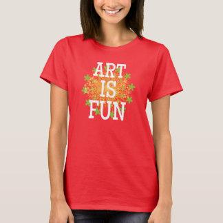 Art Is Fun! T-Shirt