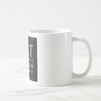 Art Is More Of A Question Coffee Mug