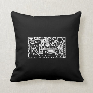 ART is number 1 Throw Pillow