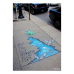 art is the sky beneath your feet posters