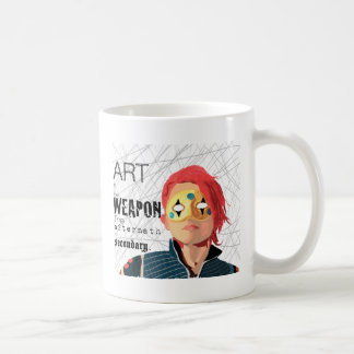 Art is the Weapon Mugs