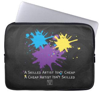 Art Isnt Cheap Computer Sleeve