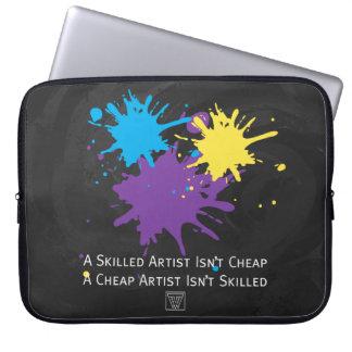 Art Isnt Cheap Laptop Sleeve