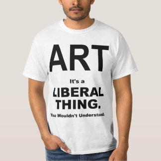 ART: It's a Liberal Thing T-Shirt