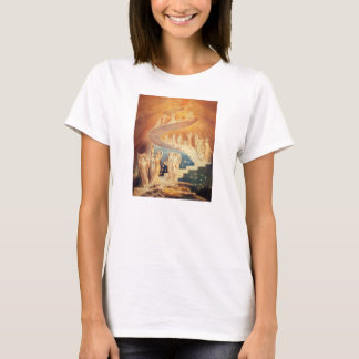 Art Jacobs ladder William Blake T-Shirt