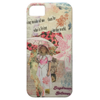"Art Journal Case: ""Daydream Believer"" iPhone SE/5/5s Case"