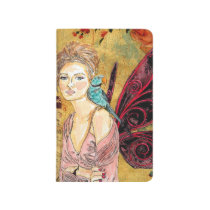 Art Journal Parrot Fairy