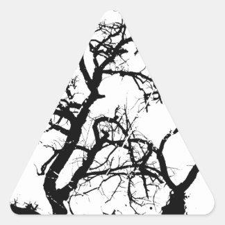 Art.jpg Pegatina Triangular