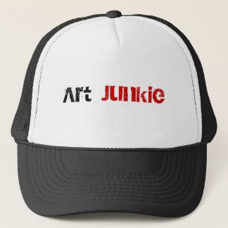 Art Junkie Trucker Hat