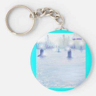 art keychain