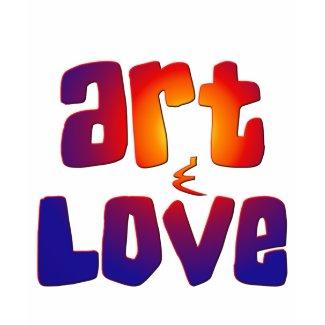 Art & Love shirt