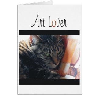 Art Lover Card