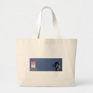 Art Lover Large Tote Bag