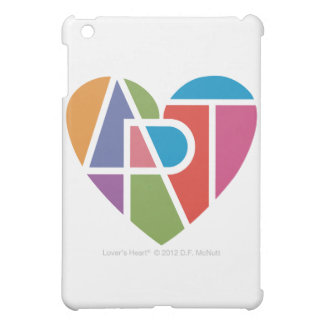 Art Lover's Heart® Cover For The iPad Mini