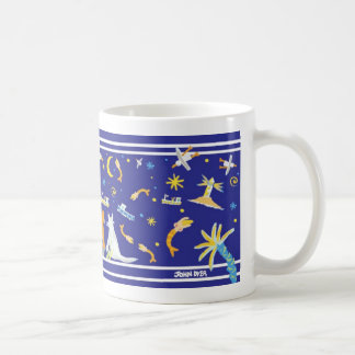 Art Mug: Mermaids Summertime Nights II Cornwall Classic White Coffee Mug