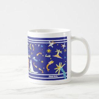 Art Mug: Mermaids Summertime Nights II Cornwall Coffee Mug