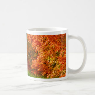 Art Mugs Fall Foliage