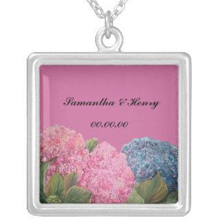 art neklace square pendant necklace