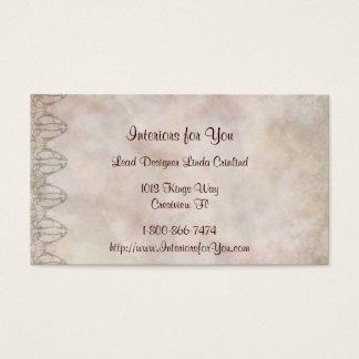 Art Nouve Business Business Card