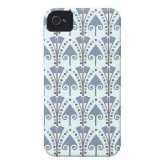 Art Nouveau Abstract Motif Case-Mate iPhone 4 Cases