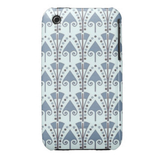 Art Nouveau Abstract Motif iPhone 3 Cover